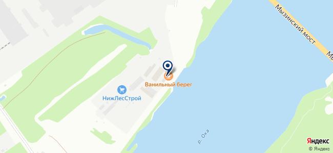 ЮНИКС-СБ на карте