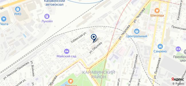 Аванте-ЦЭСТ на карте