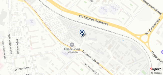 Аверс-Н на карте