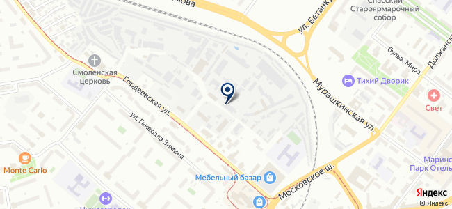 Регион-Автоматика на карте