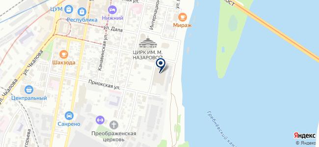 Прок-Сервис на карте