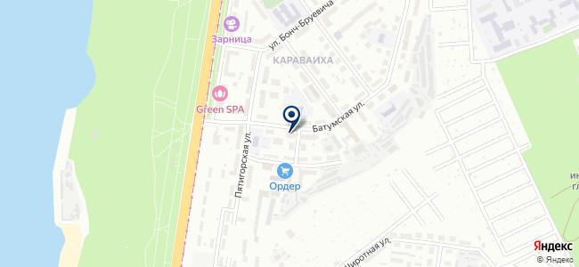 Радиопарк на карте