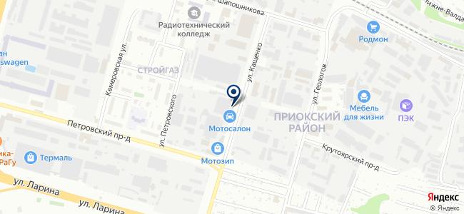Центр Мониторинга Транспорта, ООО на карте