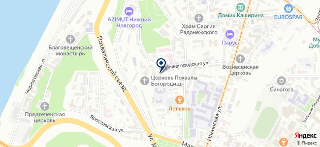 Сунгул на карте