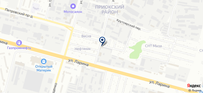 Сельхозводспецмонтаж, ЗАО на карте