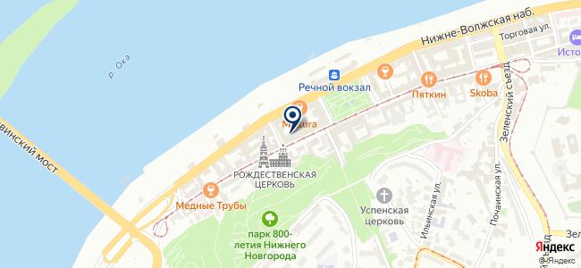 Регион Энерго на карте