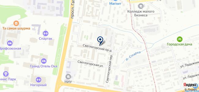 Гекс Сервис на карте