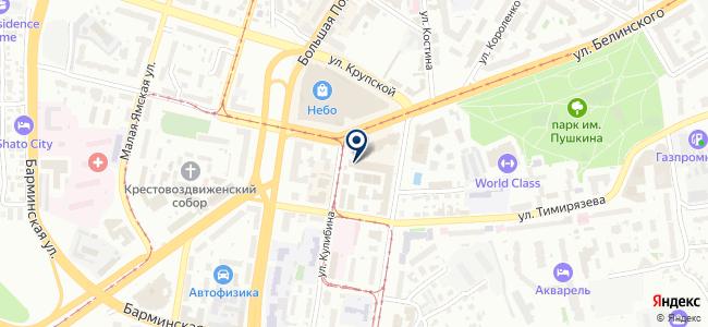 Кредит Керамика на карте