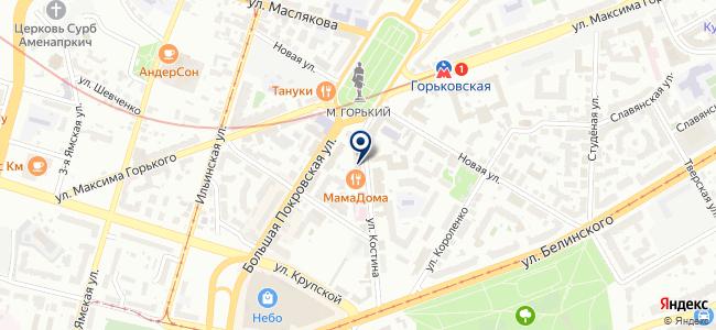 Альянс-Энерго НН, ООО на карте