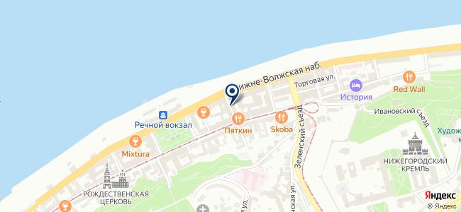 Ильва+ на карте