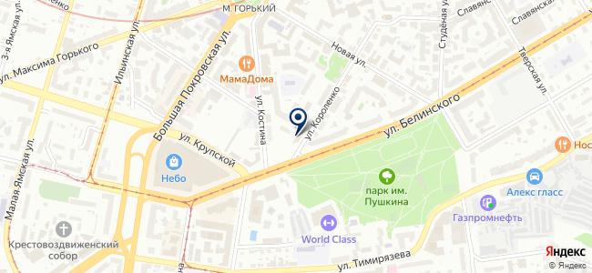Салют-27, ЗАО на карте