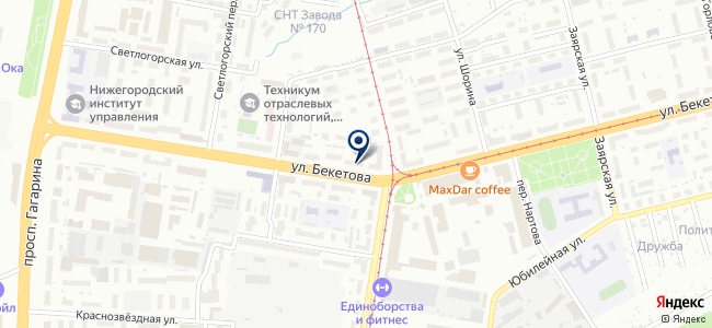 Интегра Инжиниринг на карте