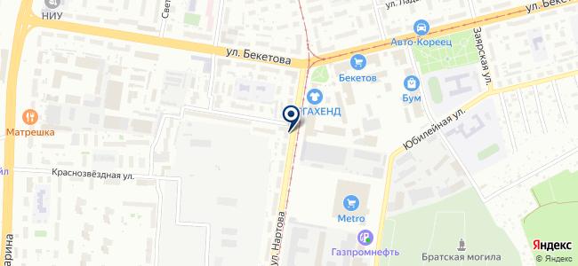 ТеплоКомплекс на карте