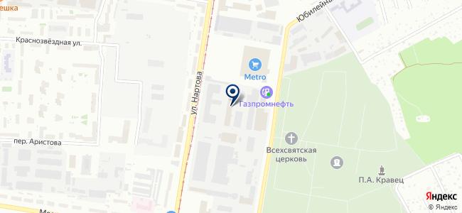 Дункан-Сервис НН на карте
