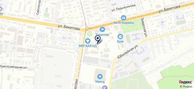 Электроснабжение-НН на карте