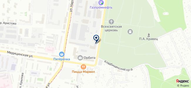 Промсправка на карте