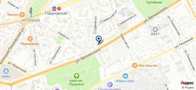МонтажПрофи на карте