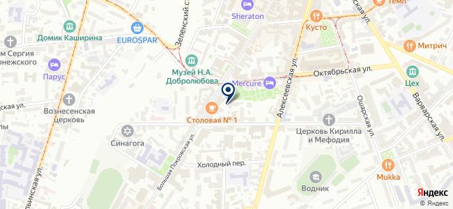 ПЕРСПЕКТИВА на карте