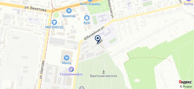 ИСиС на карте