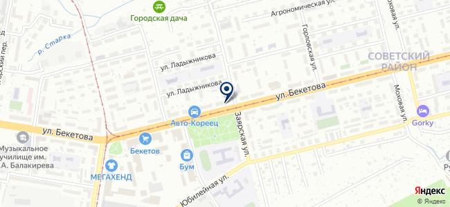 Нижегородэлектрообогрев на карте