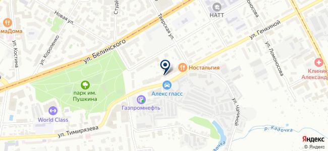 Hit Interior на карте