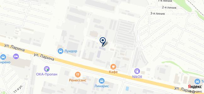 ИТК-Системс на карте