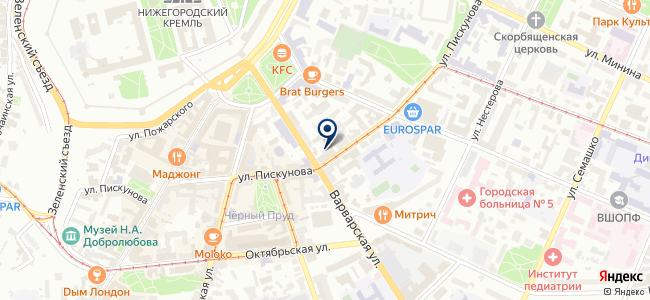 Grange на карте