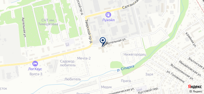 СК-групп на карте