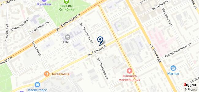 Строй-Бест на карте