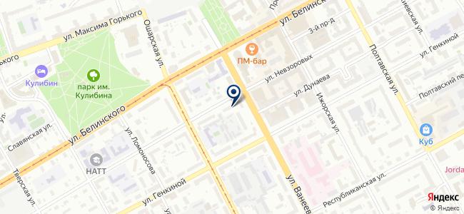 Мастер-Gsm на карте