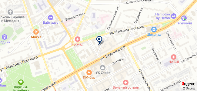 Дельта Трафо, ООО на карте
