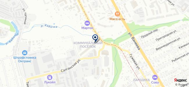 Инсайт, ООО на карте