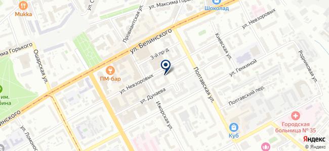 МуZей на карте