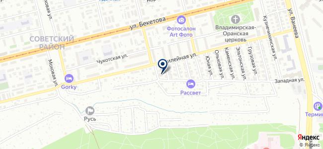 ФОСК на карте