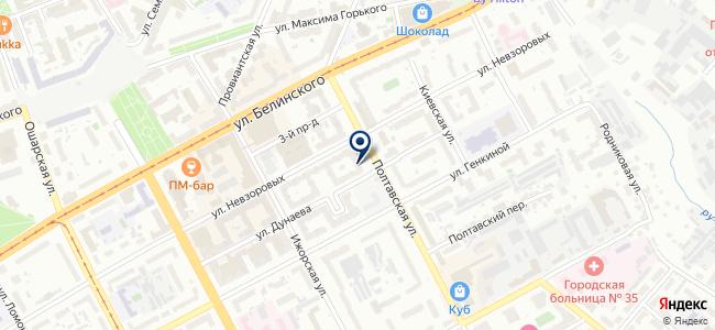 Sersam.ru на карте