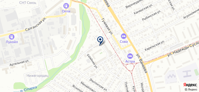 РЭК, ООО на карте