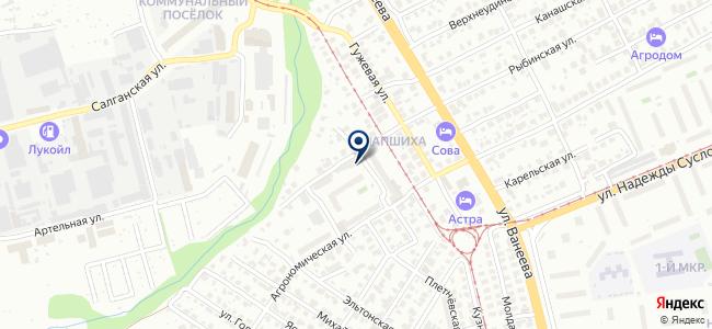 ЭнергоМаксимум на карте