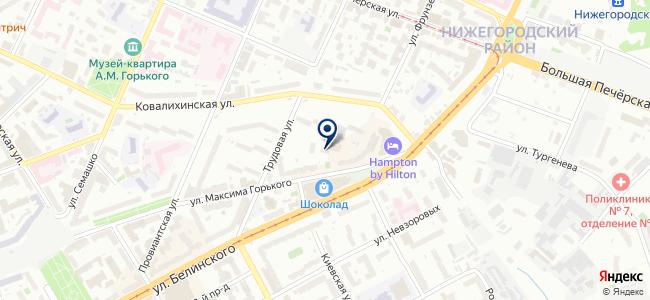 Теплолюкс Волга на карте