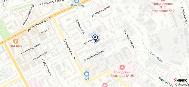 Ампир-Декор на карте