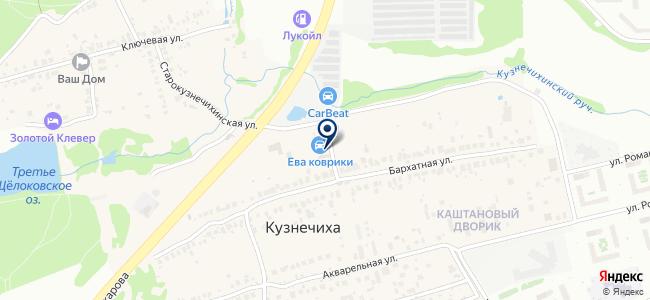 Территория Комфорта, ООО на карте