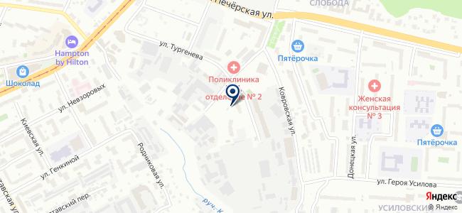 ИНЖ Маркет на карте