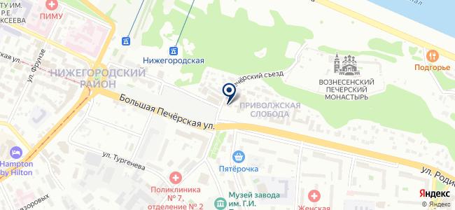 Технобрендсервис на карте