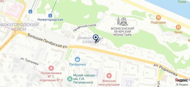 Группа Станки, ООО на карте