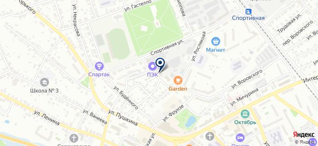 Solpi-M на карте