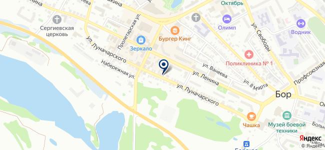 ЭльМон на карте