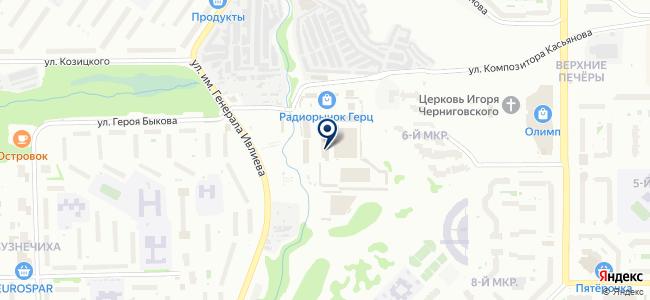 СтройКреп Подшипник на карте