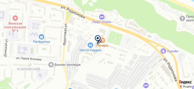Спецоптторг НН на карте