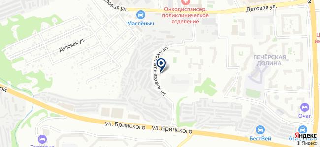 Корона-С, ООО на карте