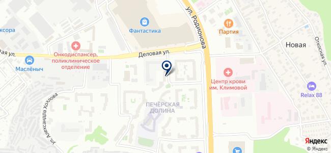 Ланс ТВ на карте