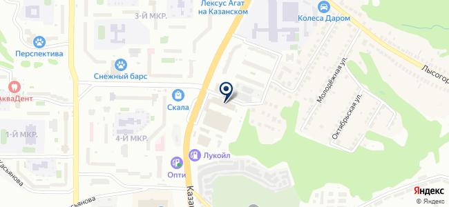 Горячая линия на карте